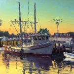 Fishing Boat, Cape Charles