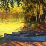 Blue Canoes, Blue Springs