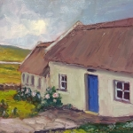 Irish Cottage, Valentia Island