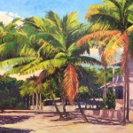 Key West Palms