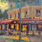 Metro Cafe, Paris