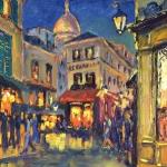 Montmartre Nights