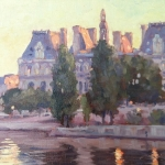 Morning Light on the Seine