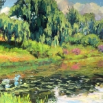 Summer Willows