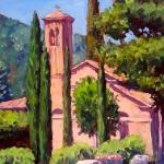 Dievelo Chapel, Tuscany