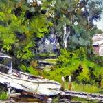 Old Crabbing Boat