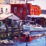Hampton Crabbing Boats