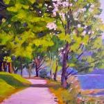 Bas Lake Path