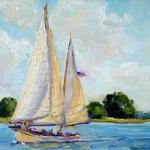 Sailing on the Chesapeke